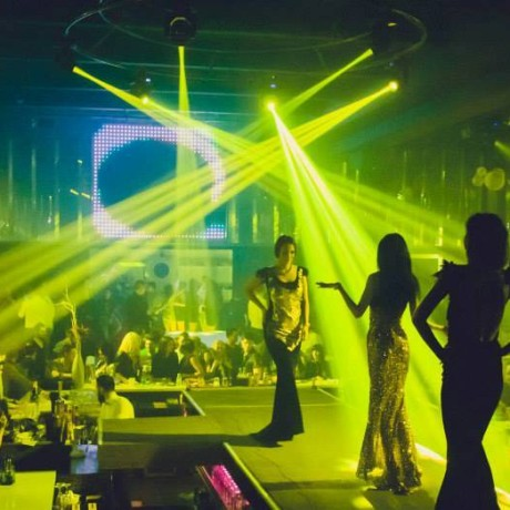 AudioLights – Lights Show @ Vip Room Pitesti