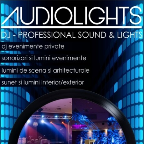 AudioLights Event Presentation