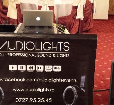 AudioLights – Restaurant Laguna Pitesti