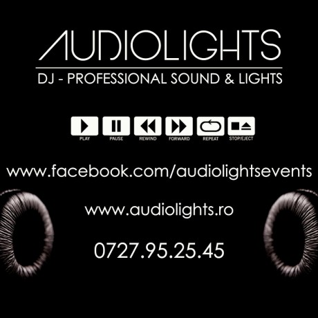 Program folclor – Dj Audiolights Events
