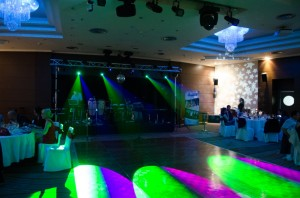 AudioLights - Lights Show Hotel Ramada Pitesti  (12)