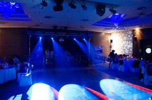 AudioLights - Lights Show Hotel Ramada Pitesti  (13)
