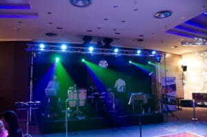 AudioLights - Lights Show Hotel Ramada Pitesti  (6)