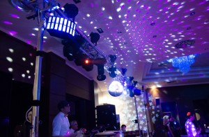 AudioLights - Lights Show Hotel Ramada Pitesti