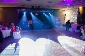 AudioLights - Lights Show Ramada Pitesti