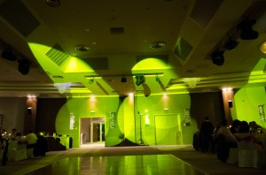 AudioLights - Lights Show Ramada Restaurant Pitesti (2)