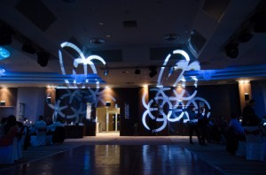AudioLights - Lights Show Ramada Restaurant Pitesti