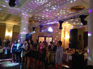 AudioLights - Lights Show in Laguna Restaurant (2)