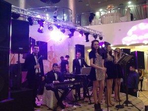 AudioLights - Lights Show in Militari Residence Ballroom Bucharest (2)