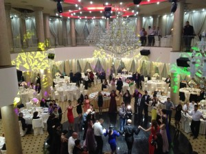 AudioLights - Lights Show in Militari Residence Ballroom Bucharest (3)