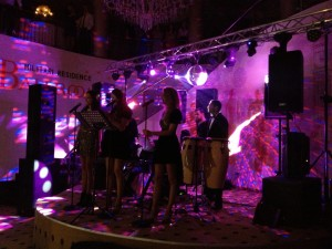 AudioLights - Lights Show in Militari Residence Ballroom Bucharest