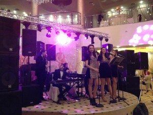 AudioLights - Lights Show in Militari Residence Ballroom Bucuresti (2)