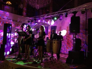 AudioLights - Lights Show in Militari Residence Ballroom Bucuresti